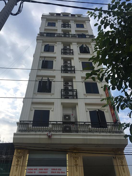 xem phong thuy khach san golden hotel bac giang